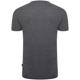 Dare 2b Devout II T-Shirt À Manches Courtes Homme, charcoal grey marl
